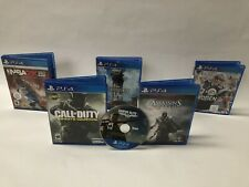 Lot Of Ps4 Games