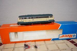 RF37] Roco H0 4151 Diesel Locomotive DB Br 215 033-2 Boxed