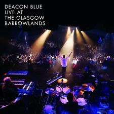 Deacon Blue-Live at the Glasgow Barrowlands 2 CD + DVD NUOVO