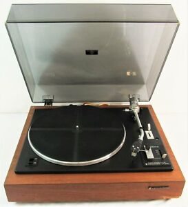 Vintage 1972 Kenwood Electrical Automatic Record Player KP-3021 - Tested & Works