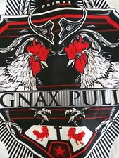 PRIMAL WEAR Cycling Jersey PUGNAX PULLUS Fighting Chickens COCK FIGHT Men L