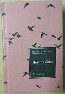 Resurrezione di Lev Tolstoj I classici del Romanzo Libro Nuovo Centauria N