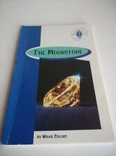 Libro lectura en inglés Burlington Books de 2º Bachillerato: The Moonstone