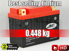 Best selling Lithium-ion motorcycle battery JMT YB5L-BS 75% lighter