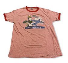 Special Olympics 1982 80's Vintage T-Shirt Men's sz XL Keesler AFB Athletic