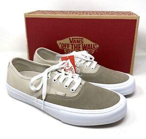 VANS Authentic Pro Rainy Tan Green Men's Size Sneakers VN0A3479W5K