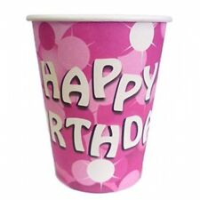 Unbranded Birthday, Adult Party Tableware Cups