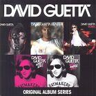 DAVID GUETTA - ORIGINAL ALBUM SERIES 5 CD NEU