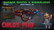 Ps4/XBOX/PC Boderlands 3 evilxjug Childs Play Terror DNA Decoded bessere Version