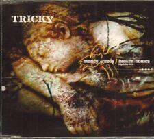 Tricky(CD Single)Money Greedy/ Broken Homes-Island-CIDX 701/572 296-2-1-