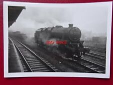 PHOTO  LMS CLASS BLACK FIVE LOCO NO 45272  BURTON ON TREN 6/11/61