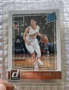 2015-16 Panini Donruss Rated Rookie Devin Booker RC #223 Phoenix Suns