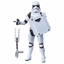 Star Wars The Black Series First Order Stormtrooper Toy 6-inch Action Figure