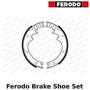 Ferodo Drum Brake Kit (brake Shoe) - Rear - FSB250 - EO Quality