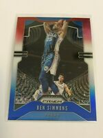 2019-20 Prizm Basketball Red White & Blue Prizm - Ben Simmons - 76ers