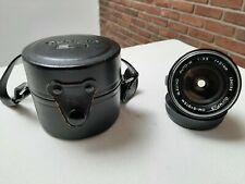 Olympus OM G. Zuiko 21 mm f3.5 Perfect Condition