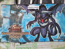 Yu-Gi-Oh! Playmat Dark End Dragon 2011