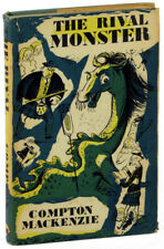 Compton Mackenzie / The Rival Monster First Edition 1952