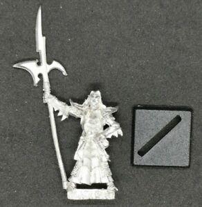 Dark Elves Black Guard Of Naggarond Metal OOP 1999 Warhammer Fantasy