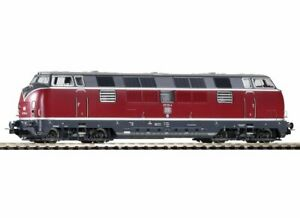 PIKO Expert 52607 221 113-4 DB Br 221 Livery Red/Grey, a. C