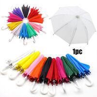 der Kleidung Toy Umbrella Mini Regenschirm Gear für Regen Prägung der Puppen