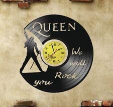 Orologio disco vinil clock orologio da parete queen 2