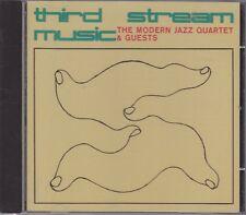 THE MODERN JAZZ QUARTET - third stream music CD