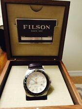Shinola Filson The Journey Man GMT Watch 44MM $750