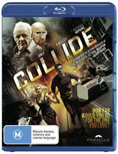 Collide  - BLU-RAY - NEW Region B