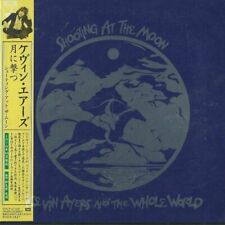 KEVIN AYERS - SHOOTING AT THE MOON 2004 JAPAN MINI LP CD