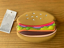 BNWT Claire's Accessories Burger Themed Purse.