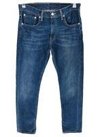 Levi's 511 Bleu Extensible Jeans Coupe Slim Taille W32
