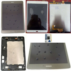 """LCD Display Touch Screen Digitizer For Samsung Galaxy Tab A Sm-P550 P555M 9.7"""""""
