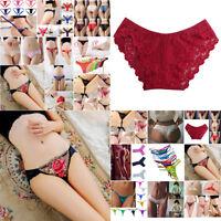 1PCS Women's Lace G-strings Thongs Briefs Lingerie Knickers Panties Underwear