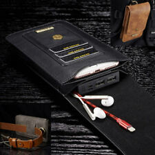 Classic Universal Leather Belt Case Cover Holster Pouch For Mobile iphone Phone