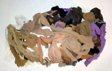 Big Box of Vintage Stockings & Pantyhose Various Colors Arts Crafts Gardening