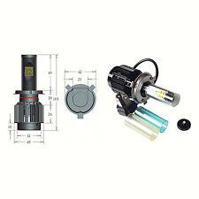 Lámpara Kit De Conversión LED 12v 60/55w H4 P43T Azul/ amarillo/