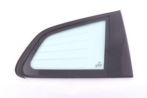 BMW X3 Series E83 Side Window Glass Green Rear Right O/S AS2 TV Function Glanz