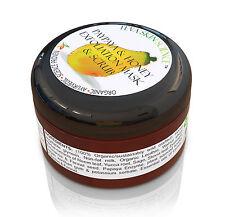 Teva Skin Science Organic Ayurvedic Honey & Papaya Enzyme Exfoliation Mask/Scrub