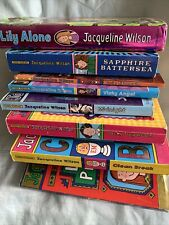 Jacqueline Wilson assorted Collection of 8 Books (Paperback)