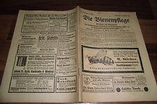 die BIENENPFLEGE #  12/1936 -- Schulungsblatt Landesfachgruppe Imker Württemberg