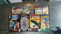 Superman Funeral For A Friend 9 Comic Lot DC 1993 COMPLETE SET VF/NM
