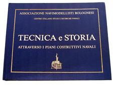 ANB Tecnica e storia attraverso i piani costruttivi navali
