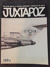 Beastie Boys: A Visual History + Tribute To MCA Juxtapoz Magazine #149 June 2013