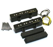 Genuine Fender Vintage Noiseless 4-string Jazz/J Bass Pickup Set 099-2102-000