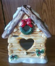 Christmas House For Small Candle