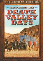 New: DEATH VALLEY DAYS - The Complete First Season (3-Disc) DVD Set