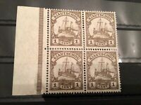 German Colonies Vintage mint never hinged stamps Ref 52002