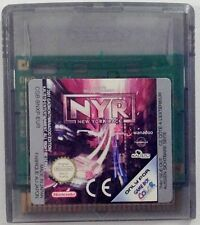 jeu NEW YORK RACE sur nintendo game boy color gbc spiel juego gioco voiture TBE