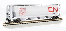 Escala H0 - Bachmann Grain Tolva Canadian National 19113 NEU